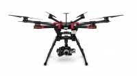Hexacopter DJI Spreading Wings S900 dron